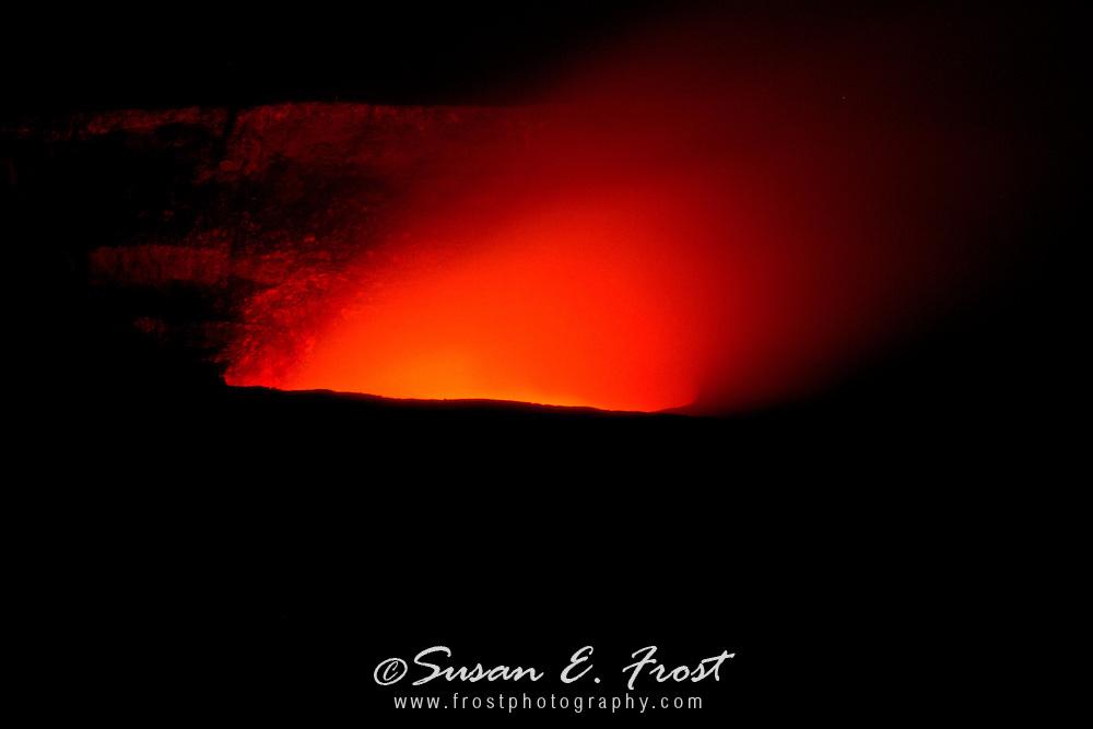 Kilauea Crater, Big Island Hawaii