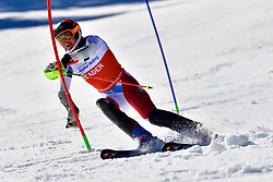 PFYL Thomas, LW9-2, SUI, Slalom at the WPAS_2019 Alpine Skiing World Cup, La Molina, Spain