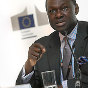 03 June 2015 - Belgium - Brussels - European Development Days - EDD - Migration - Migrants matter for development - New actors and energies in a new development agenda - Gibril Faal , Interim Director , Africa-Europe Development Platform © European Union