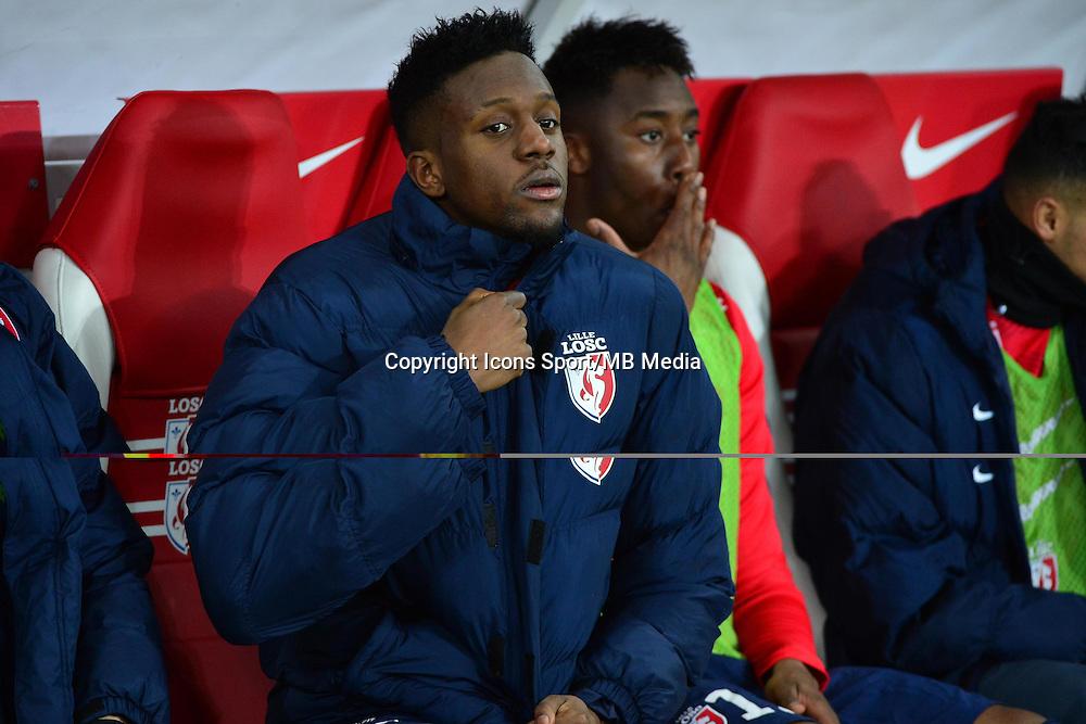 Divock ORIGI  - 24.01.2015 - Lille / Monaco - 22eme journee de Ligue1<br />Photo : Dave Winter / Icon Sport