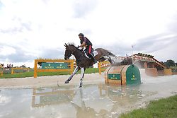 Brecciarolli Stefano, (ITA), Apollo van de Wendi Kurt Hoeve<br /> European Championship Aachen 2015<br /> © Hippo Foto - Stefan Lafrentz
