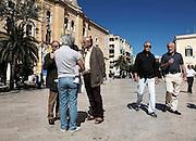 Matera piazza Vittorio Veneto