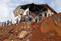 Sierra Leone Mudslide - 15 Aug 2017