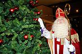 Sinterklaas viert kerst ?