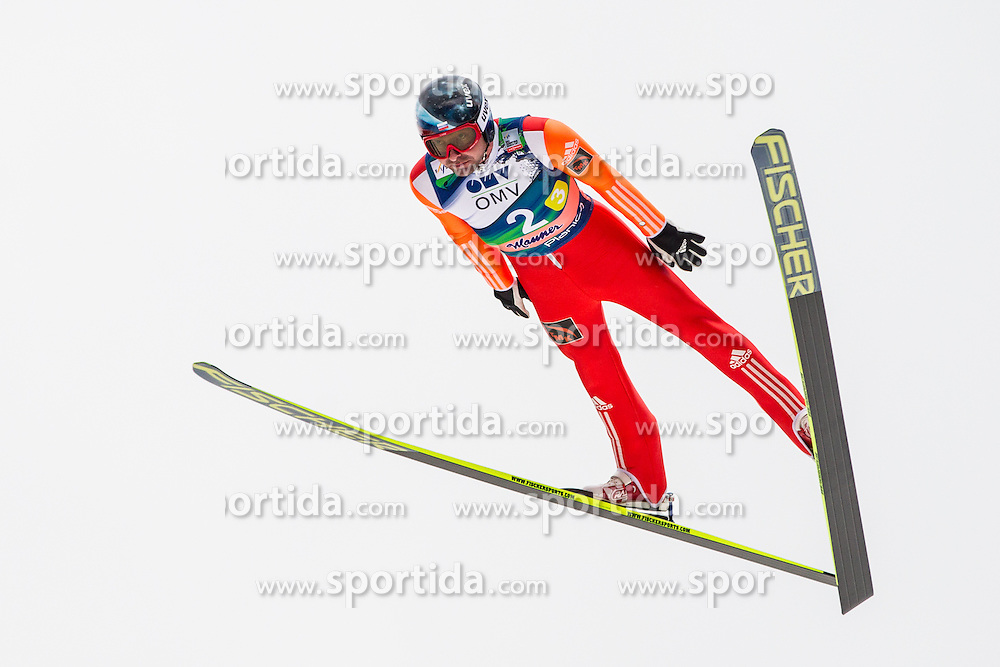 Vassiliev Dimitry of Russia during Large Hill Team Event at 3rd day of FIS Ski Jumping World Cup Finals Planica 2014, on March 22, 2014 in Planica, Slovenia. Photo by Grega Valancic / Sportida