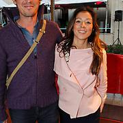 NLD/Utrecht/20100926 - NFF 2010 - Premiere Lang & Gelukkig, Nadja Hupscher en partner