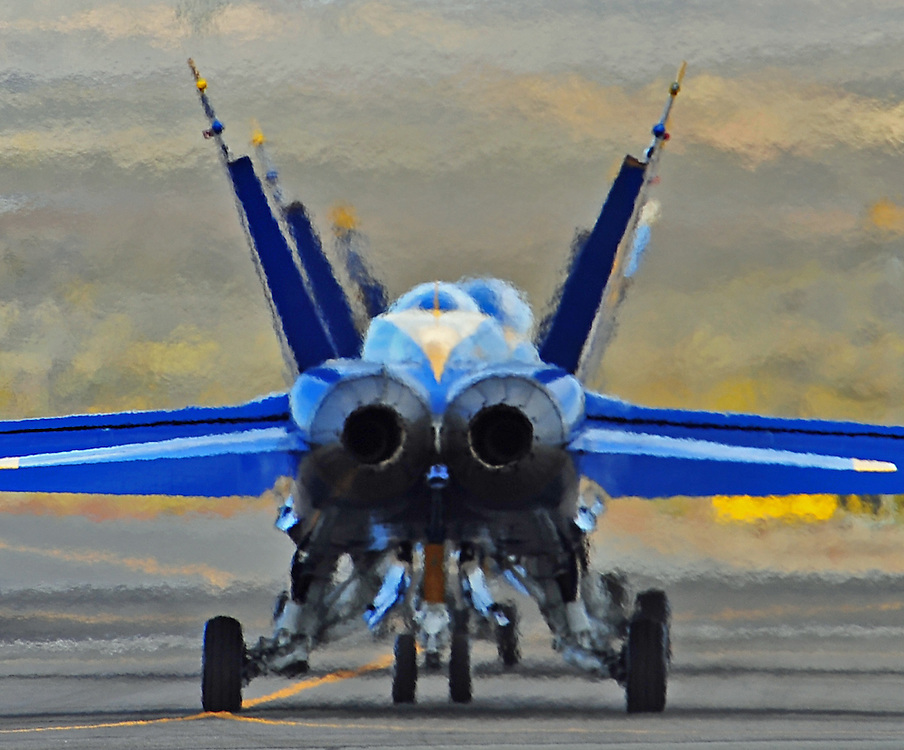 Blue Angels ready for takeoff