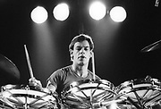Bill Bruford on drums 1979