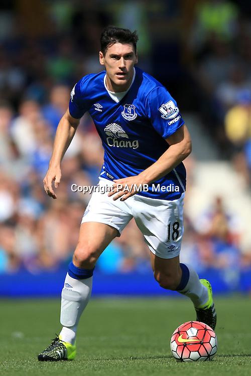 Gareth Barry, Everton