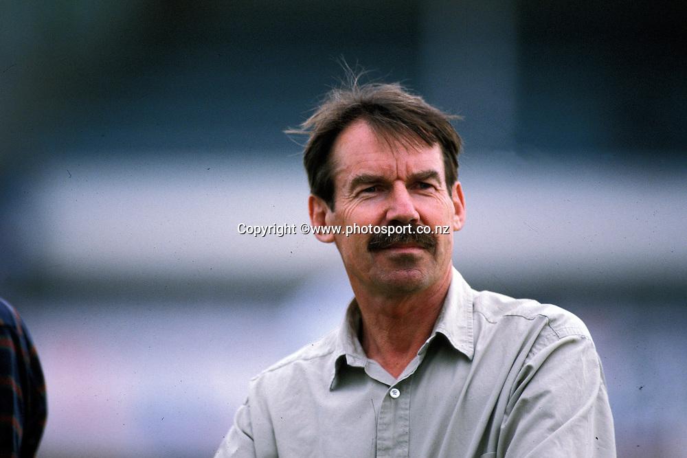 Dick Quax - portrait 2000. Photo: Dean Treml/Photosport.co.nz