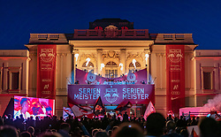 26.05.2019, Schloss Klessheim, Salzburg, AUT, 1. FBL, FC Red Bull Salzburg Meisterfeier, im Bild Übersicht // during the Austrian Football Bundesliga Championsship Celebration at the Schloss Klessheim in Salzburg, Austria on 2019/05/26. EXPA Pictures © 2019, PhotoCredit: EXPA/ JFK
