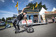 Dan Hennig BMX flatland rider