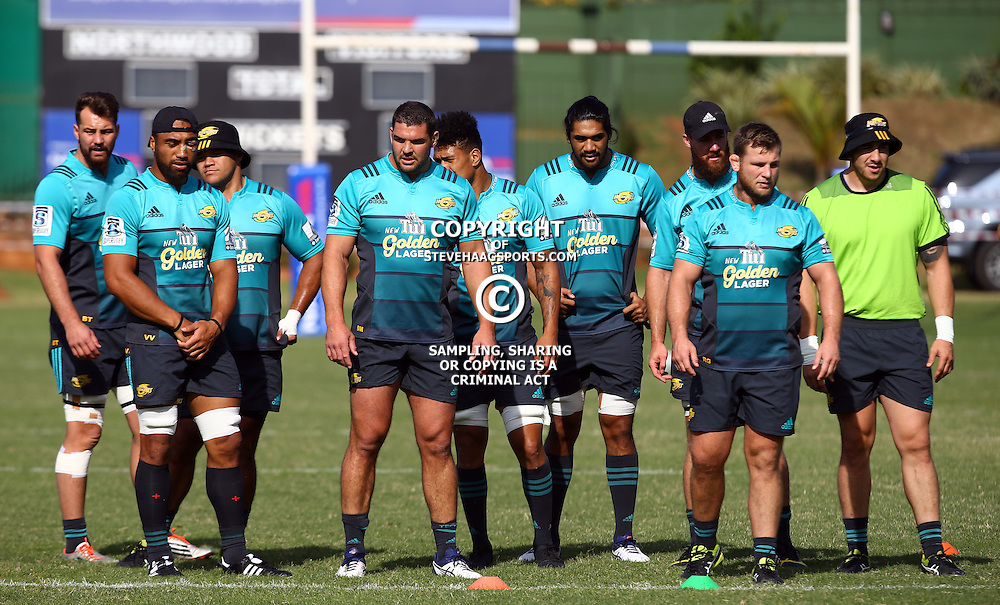 DURBAN, SOUTH AFRICA, 3, May 2016 - General views during the Hurricanes training session held at Northwood School Durban North , (Photographer Steve Haag) <br /> <br /> Images for social media must have consent from Steve Haag