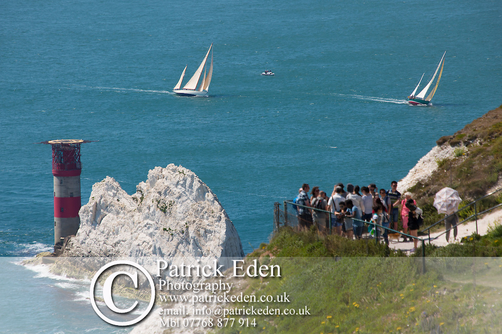 Panarei Classic Yacht, 2016, Cowes, The Needles, Round the Island, Race, Isle of Wight, UK, photography photograph canvas canvases