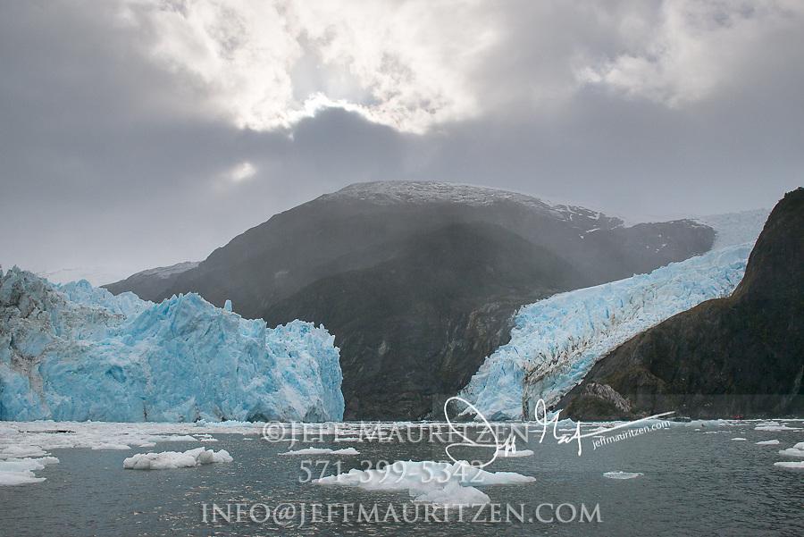Parque Nacional Alberto de Agostini in Chile.