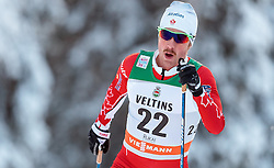 27.11.2016, Nordic Arena, Ruka, FIN, FIS Weltcup Langlauf, Nordic Opening, Kuusamo, Herren, im Bild Graeme Killick (CAN) // Graeme Killick of Canada during the Mens FIS Cross Country World Cup of the Nordic Opening at the Nordic Arena in Ruka, Finland on 2016/11/27. EXPA Pictures © 2016, PhotoCredit: EXPA/ JFK