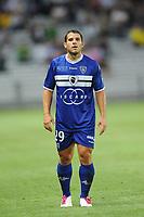 FOOTBALL - FRENCH CHAMPIONSHIP 2011/2012 - L2 - FC NANTES v SC BASTIA - 05/08/2011 - PHOTO PASCAL ALLEE / DPPI - GILLES CIONI (BAS)