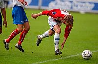 Fotball, Eliteserien, 31052004, Alfheim Stadion i Tromsø, Tromsø IL (TIL) - Vålerenga (VIF) 2-0, TILs Morten Gamst Pedersen<br /> FOTO: KAJA BAARDSEN/DIGITALSPORT