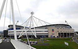 General View of The Macron Stadium - Photo mandatory by-line: Richard Martin-Roberts/JMP - Mobile: 07966 386802 - 14/03/2014 - SPORT - Football - Bolton - Macron Stadium - Bolton Wanderers v Millwall - Sky Bet Championship