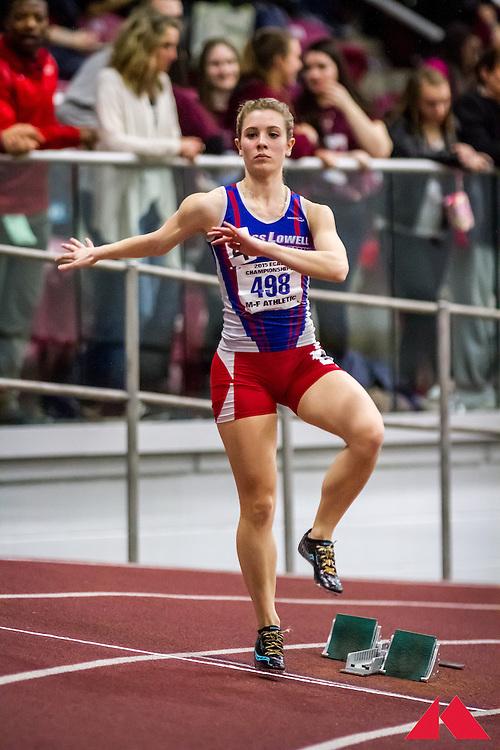 ECAC Indoor Champs, womens 200 heat 3, Murphy, Taelour           SR Umass Lowell