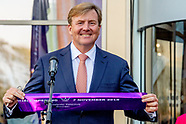 Koning opent Ommelander Ziekenhuis Groningen
