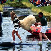 Sterrenslag 1996 op Texel, o.a. Jan Rietman