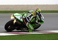 World SBK, Superbikes, Losail International Circuit, Practice Runs, SS and SB, Doha, Qatar, 23 Feb 06