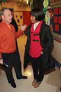 New York, NY- January 16:  l to r: NYC Mayor Michael Bloomberg and Actress Angela Bassett at the New York City Service Program in Honor of Martin Luther King Jr. Day held at the Mirabel Sisters Campus in West Harlem, New York City. Photo Credit: Terrence Jennings