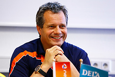 20150506 NED: Persconferentie volleybalteam mannen, Arnhem