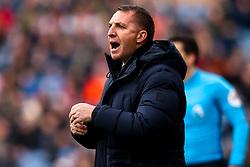 Leicester City manager Brendan Rogers - Mandatory by-line: Robbie Stephenson/JMP - 19/01/2020 - FOOTBALL - Turf Moor - Burnley, England - Burnley v Leicester City - Premier League