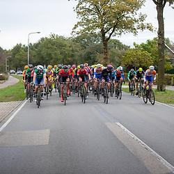 19-10-2019: Wielrennen: Olympia Tour: Hardenberg