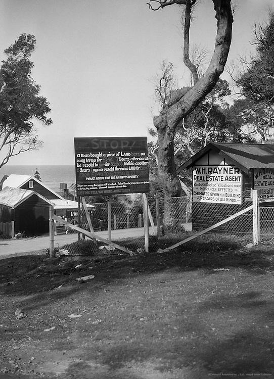 Palm Beach, Sydney, Australia, 1930