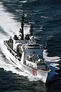 Coast Guard Cutter WHEC 720 Sherman