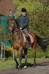 Smet Frederic (BEL) - United<br /> Stal Smet Clinge 2008<br /> Photo © Hippo Foto