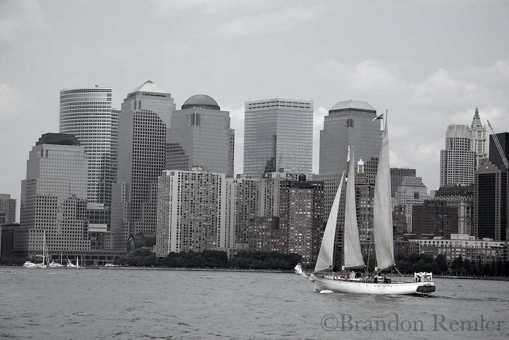 Sailing DPA Richard Pioneer