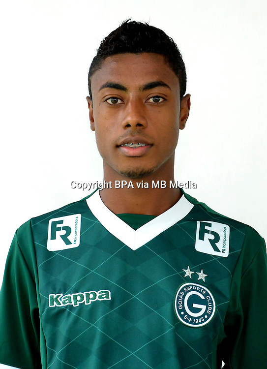 Brazilian Football League Serie A / <br /> ( Goias Esporte Clube ) - <br /> Bruno Henrique Pinto &quot; Bruno Henrique &quot;