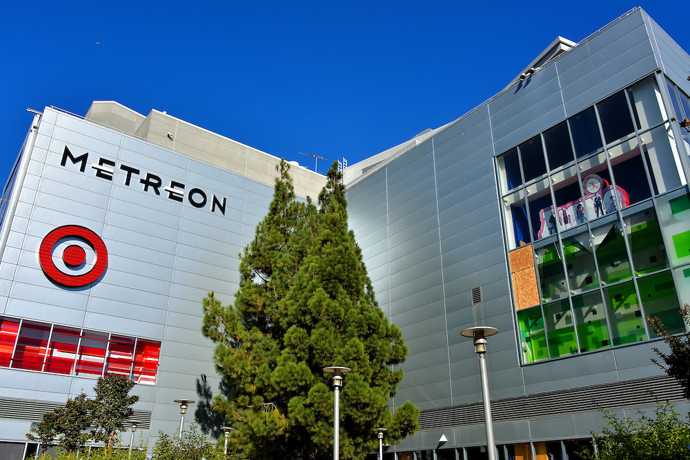 Metreon Shopping Center in San Francisco, California<br />