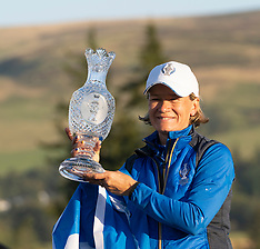 Solheim Cup 2019 at Gleneagles Scotland.