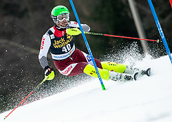 ZLATKOV Kamen of Bulgaria during the Audi FIS Alpine Ski World Cup Men's Slalom 58th Vitranc Cup 2019 on March 10, 2019 in Podkoren, Kranjska Gora, Slovenia. Photo by Matic Ritonja / Sportida