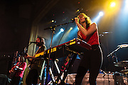 Family of the Year performs at The Neptune Theatre on Wednesday, May 27, 2015.