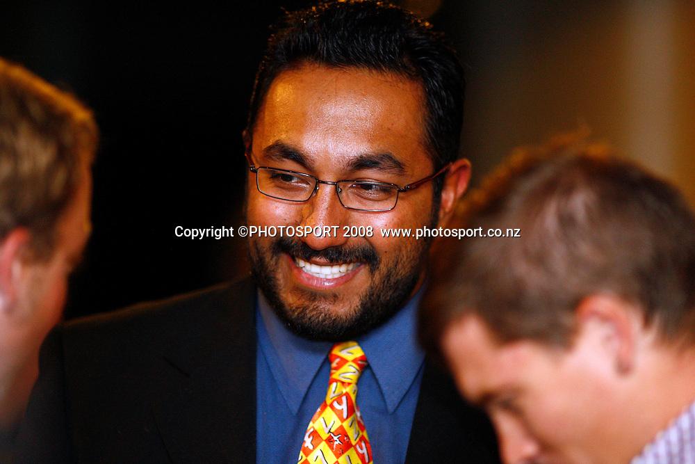 Auckland Cricket Awards Evening. Eden Park, Auckland, New Zealand. Wednesday 15 April 2009. Photo: Simon Watts/PHOTOSPORT