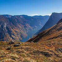 The Nærøyfjord and Bakkanosi