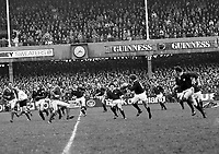 Ireland Vs Scotland in the then 5 Nations at Lansdowne Road, Dublin, 21/01/1978 (Part of the Independent Newspapers Ireland/NLI Collection).