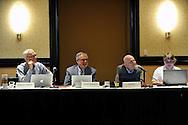 Post GA Board meeting  Peter Morales  Jim Key  Harlan Limpert