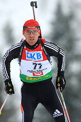 Gjorgji Icoski (MKD) at Men 20 km Individual at E.ON Ruhrgas IBU World Cup Biathlon in Hochfilzen (replacement Pokljuka), on December 18, 2008, in Hochfilzen, Austria. (Photo by Vid Ponikvar / Sportida)