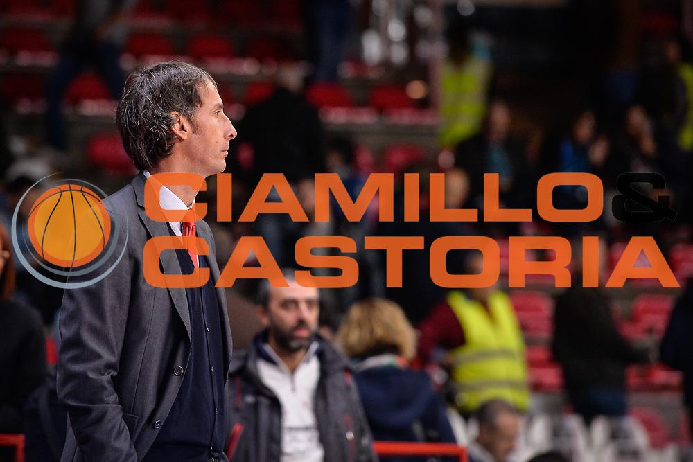 Coldebella<br /> Pallacanestro Cantu' - Dolomiti Energia Trento<br /> Basket serie A 2017/2018<br /> Varese 22/10/2017<br /> Foto Mattia Ozbot /Ciamillo-Castoria