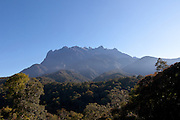 Mount Kinabalu (Malay: Gunung Kinabalu) is a prominent mountain on the island of Borneo in Southeast Asia height at 4,095 metres (13,435 ft) . It is located in the east Malaysian state of Sabah and is protected as Kinabalu National Park, a World Heritage Site. Kinabalu is the tallest peak in Borneo's Crocker Range and is the 4th tallest mountain in the Malay Archipelago.