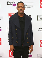 Wiley, The Q Awards 2017 - Red Carpet Arrivals, Roundhouse, London UK, 18 October 2017, Photo by Brett D. Cove