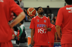 - Mandatory byline: Alex James/JMP - 07966 386802 - 26/09/2015 - FOOTBALL - SGS Wise Campus - Bristol, England - Bristol Flyers v Cheshire Phoenix - British Basketball League