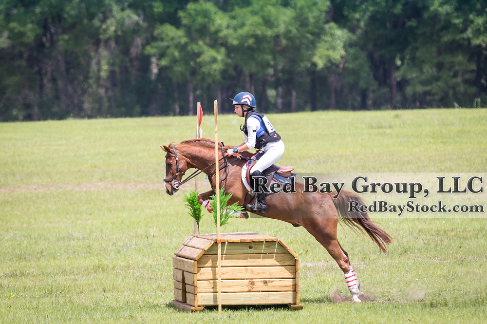 Alyssa Brooks and Worth The Trip at the Ocala International in Ocala, Florida.
